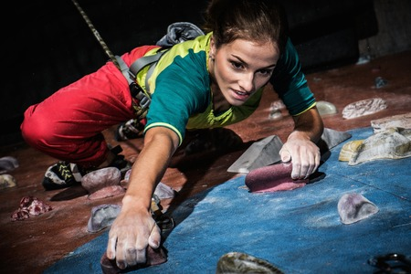 Jeder Klettersportler hat seinen eigenen Klettergriffeset um immer wieder neue aufregende Kletterprofile zu kreieren.